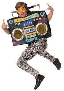 Boombox Costume