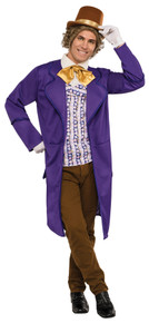 Men's Willy Wonka Costume