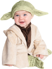 Deluxe Yoda Baby Costume 2T