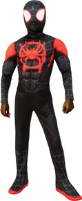 Miles Morales Spiderman Child Large