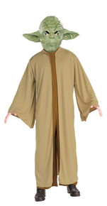 Men's Yoda Costume - Star Wars Classic