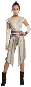 Women's Deluxe Rey Costume - Star Wars VII