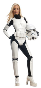 Women's Stormtrooper Costume - Star Wars Classic Medium