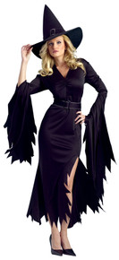 Women's Gothic Witch Costume