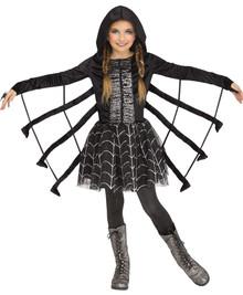 Sparkling Spider Child Costume