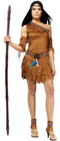 Women's Pow Wow Costume