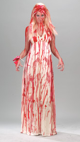 Women's Prom Nightmare Costume
