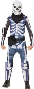 Skull Trooper Child Costume - Fortnite