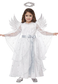 Girl's Starlight Angel Toddler Costume