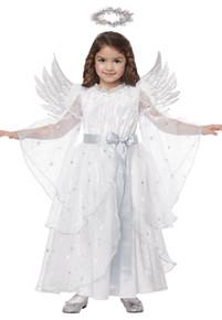 Girl's Starlight Angel Toddler Costume