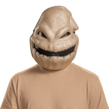 Oogie Boogie Vacuform Mask - Adult