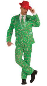 Men's Candy Cane Suit