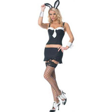 Gangster Bunny Costume Adult