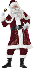 Men's Jolly Ol' St. Nick Costume