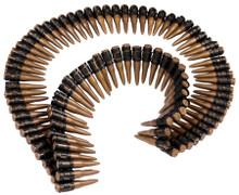 """60"""" Bullet Belt"""