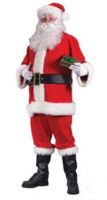 Santa Suit Economy Plus Size