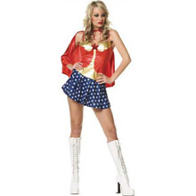 All American Babe Costume Adult *Clearance* XL