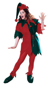 Adult Elf Boxed Set Costume