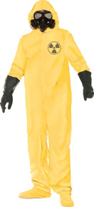 Men's Hazmat Suit Costume