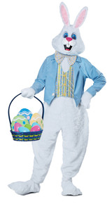 Adult Deluxe Easter Bunny Costume Sm/Med