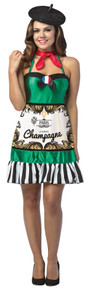 Women's Champagne Dress