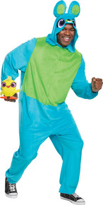 Adult Bunny Jumpsuit - Toy Story 4- Sm/Med