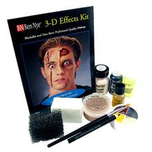 Ben Nye 3-D Special Effects Makeup Kit DK-2