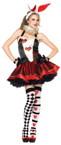 Women's Tea Party Bunny Costume X-Small