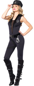 Women's Back-Up Officer Costume