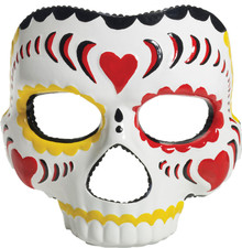 Women's Day Of The Dead Mask