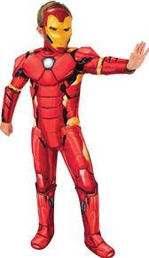 Boy's Iron Man Muscle Chest Costume- Small 4-6