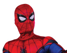 Spiderman Mask Fabric - Child