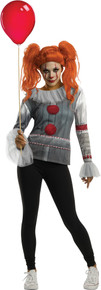 Pennywise Costume Kit Female