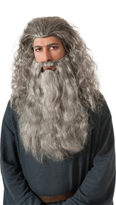 Gandalf Wig & Beard Kit - The Hobbit