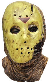 Deluxe Jason Mask - Friday The 13th