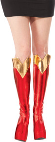 Supergirl Boot Tops