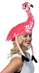 Flamingo Hat-Rasta