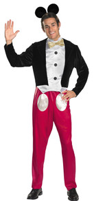 Men's Mickey Mouse Costume