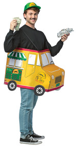 Mr. Taco Food Truck Costume