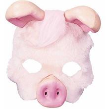 Pig Mask Plush