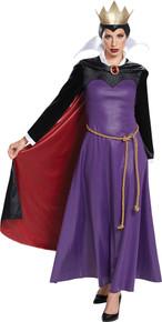 Women's Evil Queen Deluxe Costume
