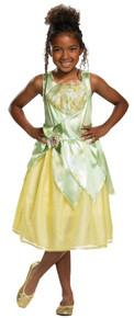 Girl's Tiana Classic Costume