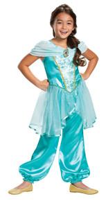 Girl's Jasmine Classic Costume