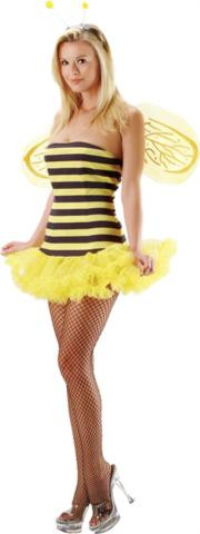 BEE COSTUME SEXY ADULT