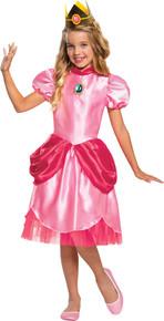 Girl's Princess Peach Classic Costume
