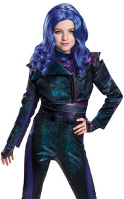 Girl's Mal Wig - Descendants 3