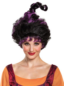 Mary Deluxe Wig - Adult- Hocus Pocus