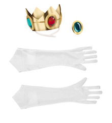 Princess Peach Accessory Kit - Super Mario Brothers