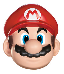 Mario Mask - Super Mario Brothers