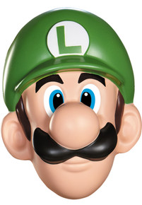 Luigi Mask - Super Mario Brothers